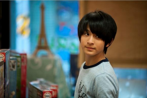 因《星空》一片竄紅的台灣少年演員林暉閔,將擔綱《神遊》的男主角。